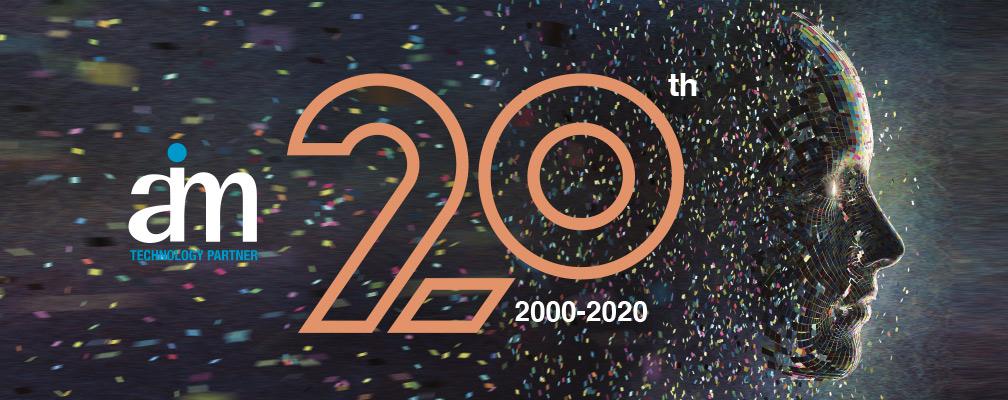 AIM anniversario 20 anni
