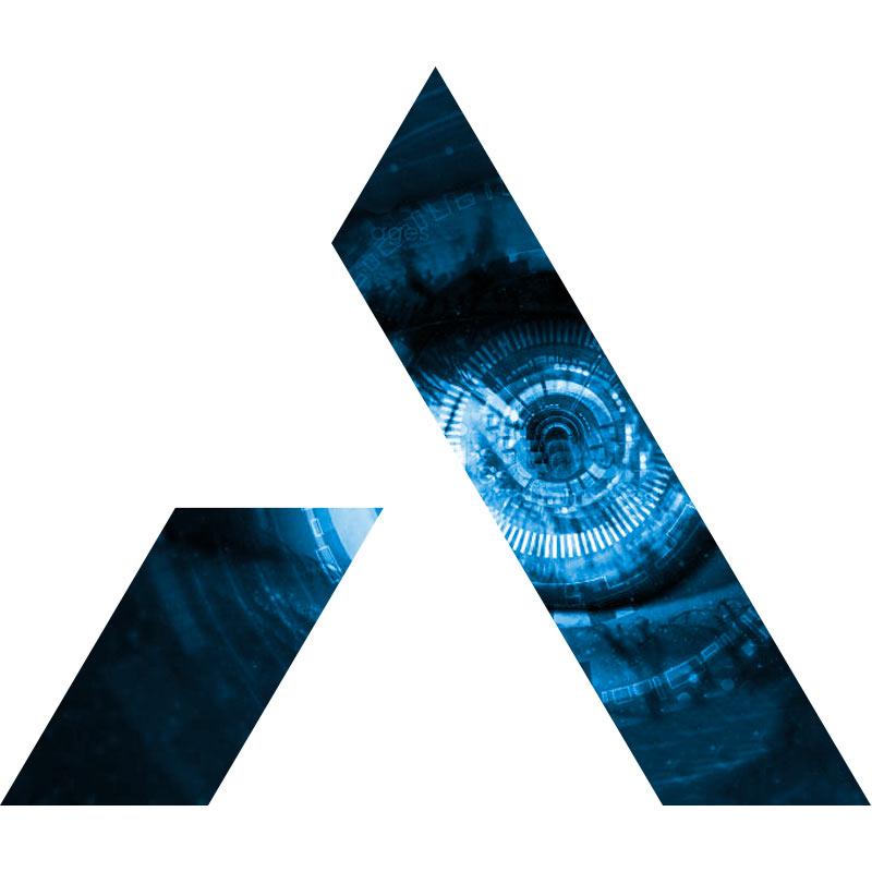 AIM logo A