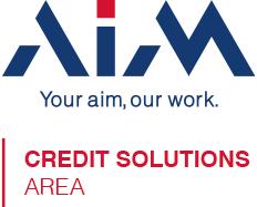 AIM Credit Solutions Area logo