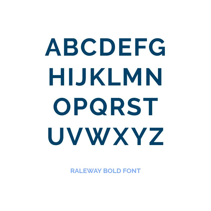 Connecta scelta font