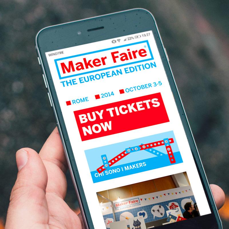 Maker Faire Roma thumb