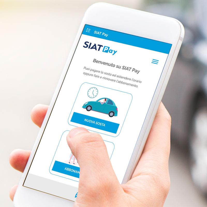 SIAT Pay app